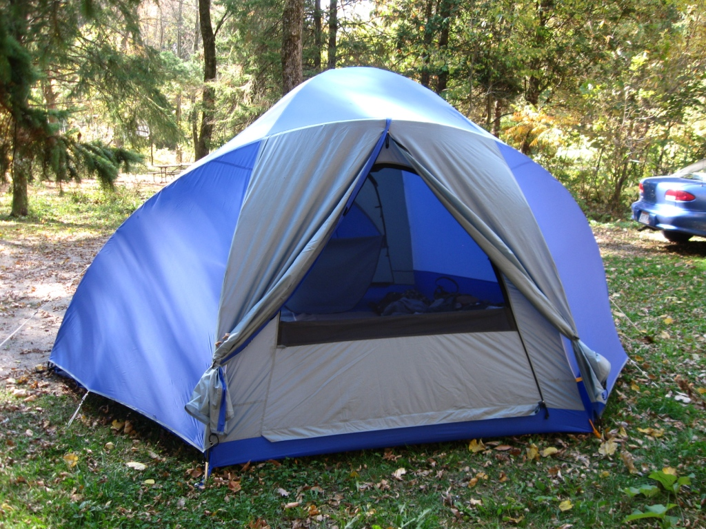 My Tent Cabelau0027s Westwind Deluxe 8 & My Tent: Cabelau0027s Westwind Deluxe 8 - Jimmyu0027s Sweet Blog