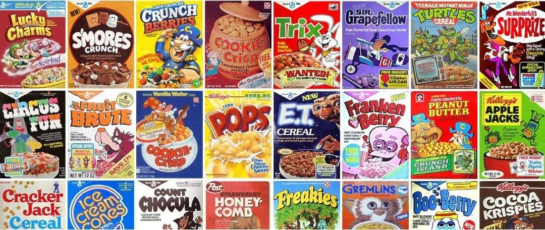 Breakfast Cereals Ranked Jimmy S Sweet Blog